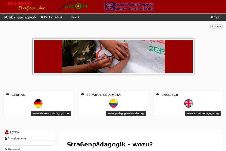 "E-Learning Programm ""Straßenpädagogik"""