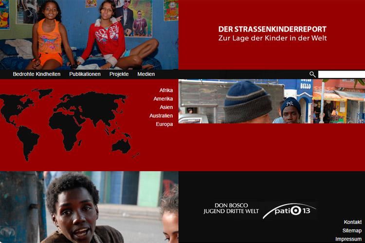 Der Straßenkinder-Weltreport Zur Lage der Kinder in der Welt